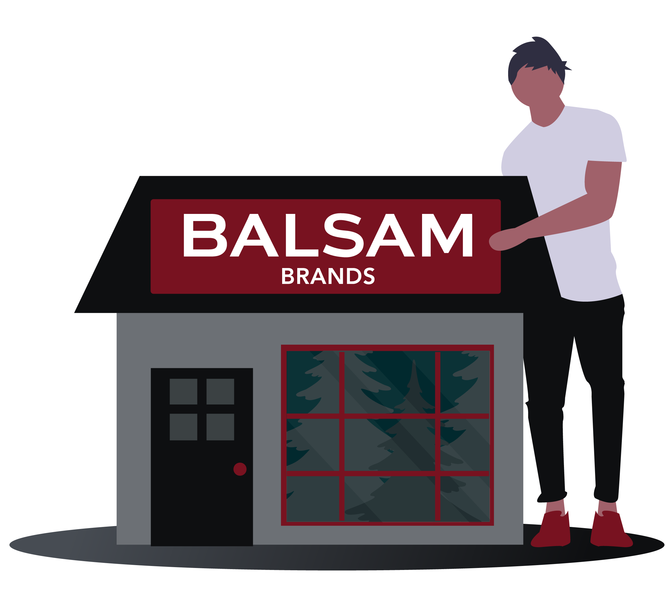 Balsam Case Study Graphic