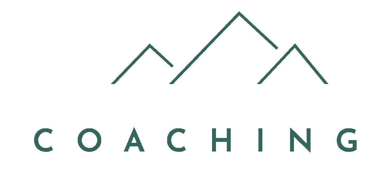 Abundant Coaching White Logo