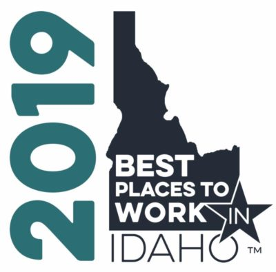 Best Places To Work  2019 Badge