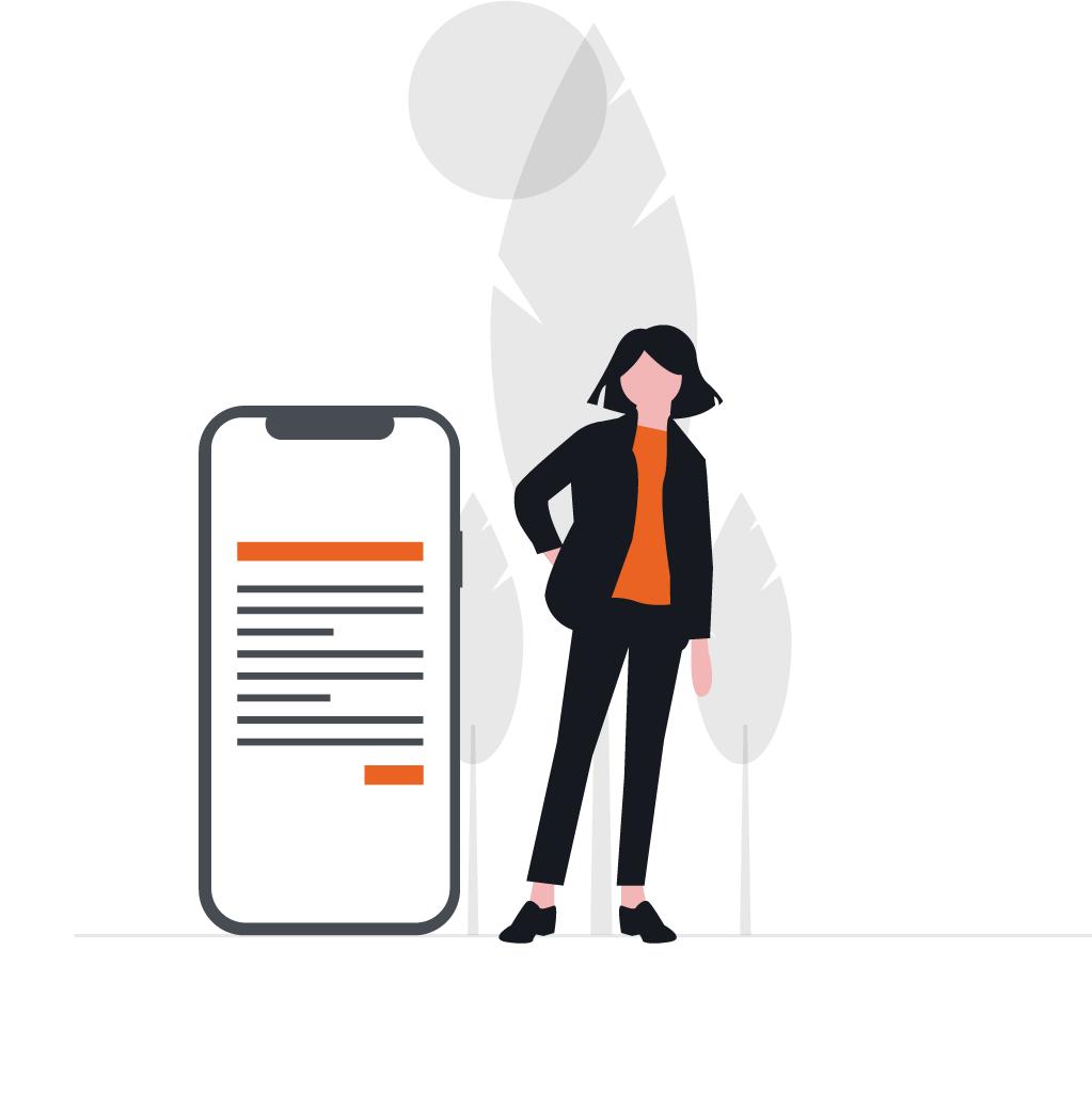 Mobile App Development graphic