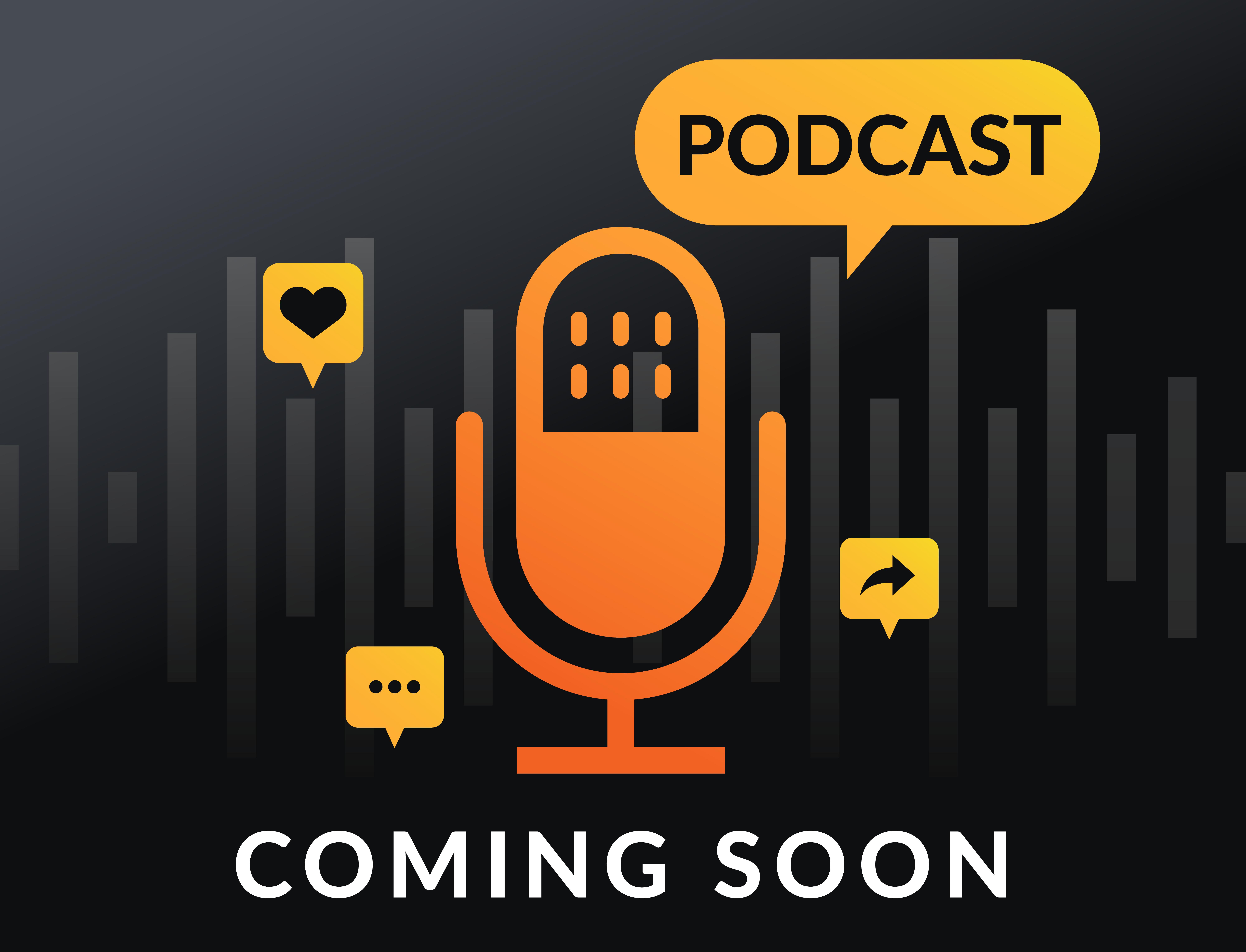 PodcastComingSoon