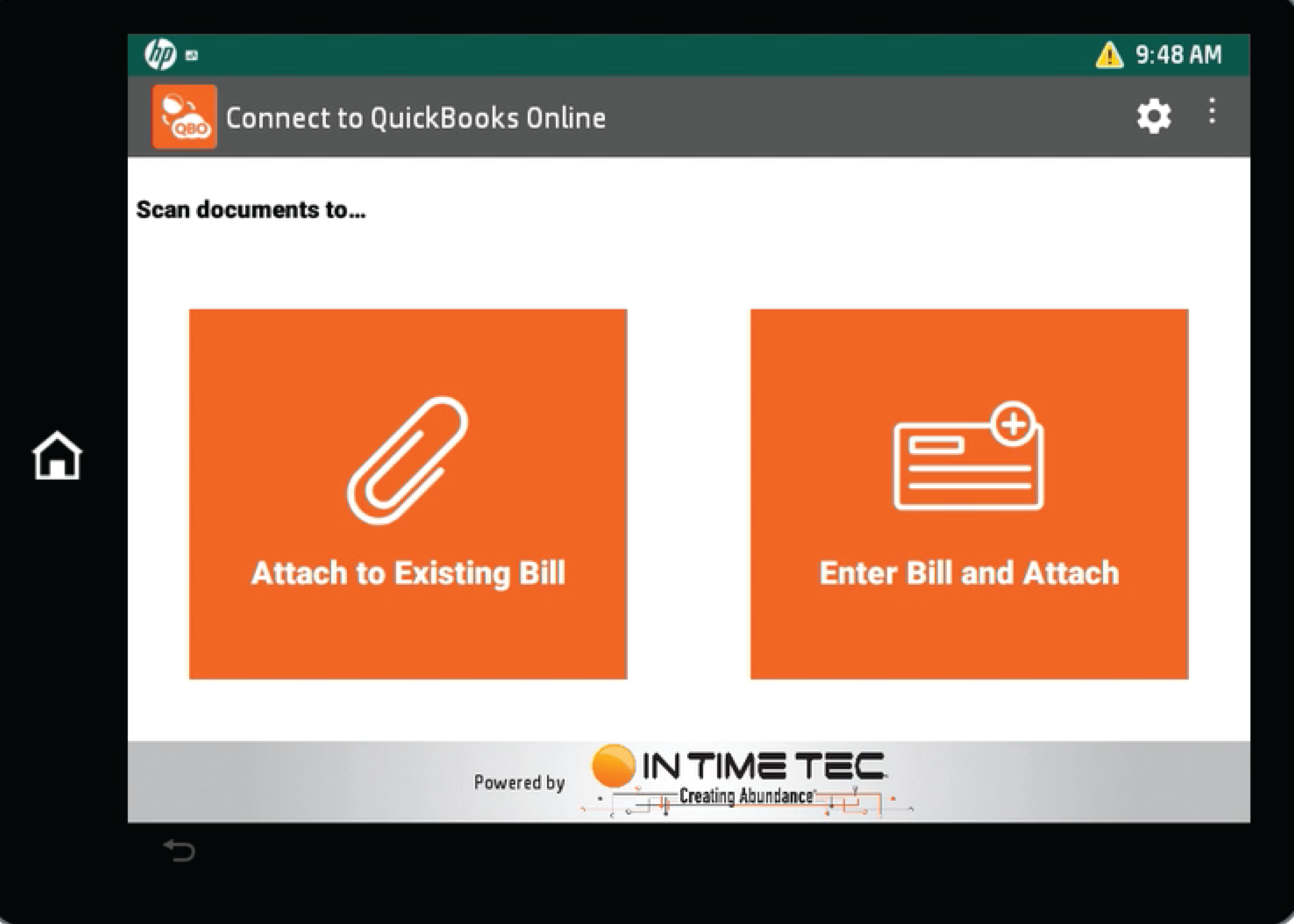 Connect To Quickbooks Screenshots